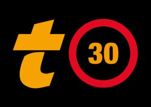 signalisation passage telepeage 30 km/h